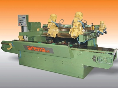 Marble-granite milling machine